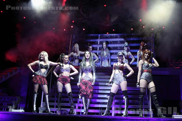 PUSSYCAT DOLLS - 2009-02-08 - PARIS - Zenith